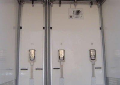 Mehrkammersystem für Isolierkoffer